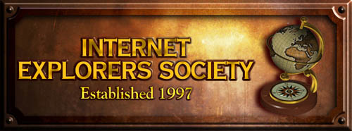 Internet Explorers Society